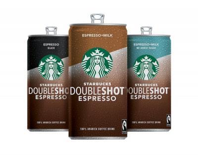 Starbucks Dubleshot No Added Suger