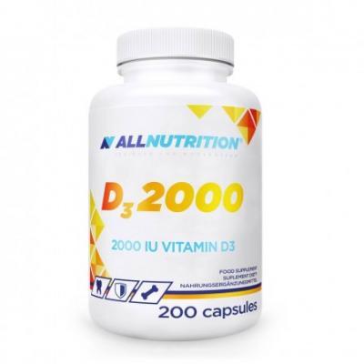 AllNutrition D3 2000 IU