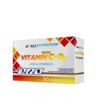 AllNutrition Vitamin C1000+D3