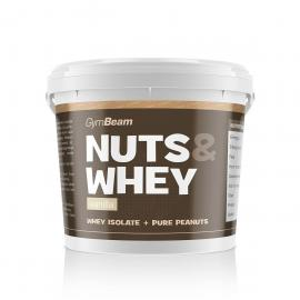 GymBeam Peanut Butter Nuts & Whey