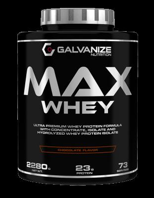 Galvanize Max Whey