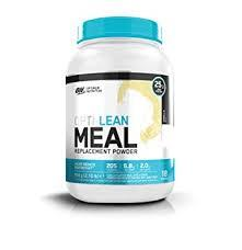 Optimum Opti-Lean Meal Replacement Shake