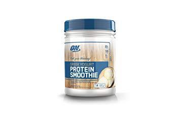 Optimum Protein Smoothie