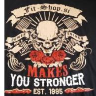 Fit Shop Skull T-shirt
