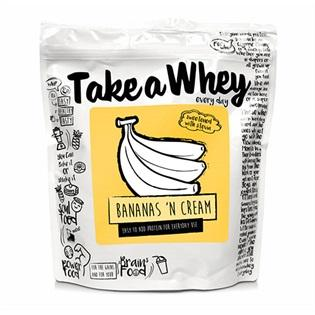 Take A Whey Protein