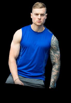 USN Mens sleeveless Vest