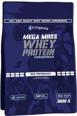 FitWhey Mega Mass Whey Concentrate