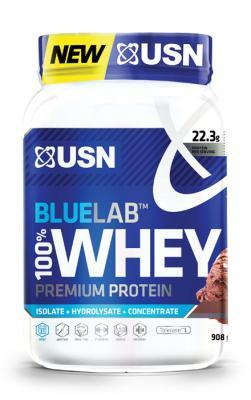 USN Blue Lab 100% Whey Protein