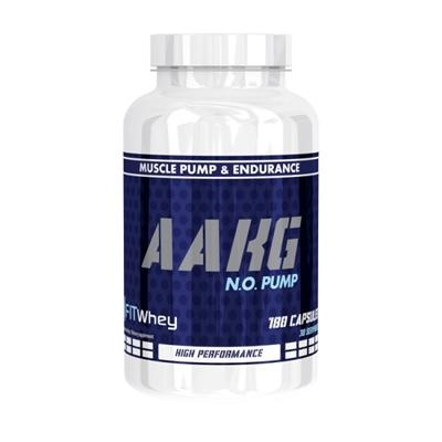 FitWhey AAKG