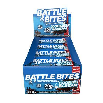 Battle Bites Protein Bar