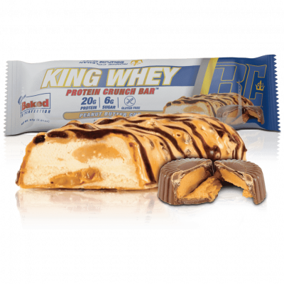 RCSS King Whey bar