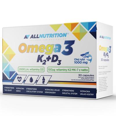 AllNutrition Omega 3 K2 D3