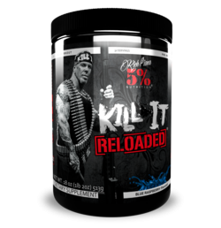 Rich Piana 5% Nutrition Kill it Reloaded