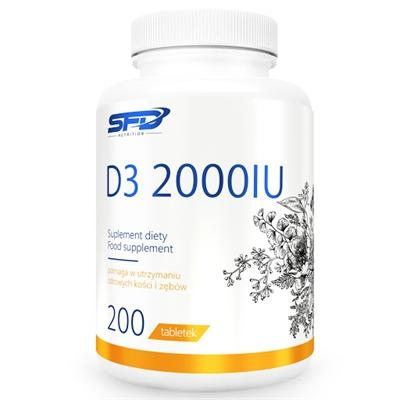 SFD D3 2000 IU