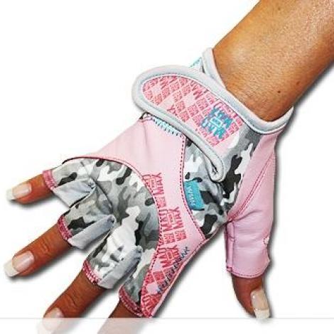 Mad Max No Matter Gloves / Pink