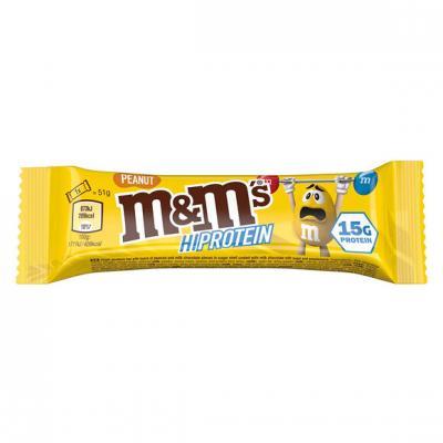 M&MS Hi Protein Bar