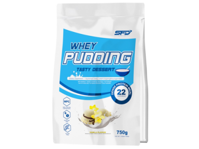 SFD Whey Pudding